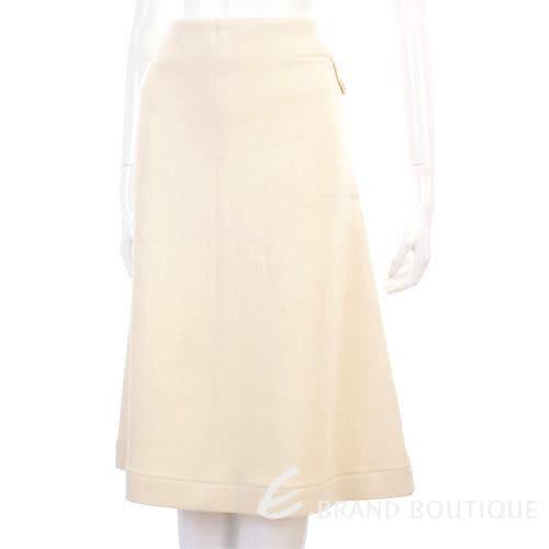 TER ET BANTINE米色及膝裙 0510842-65