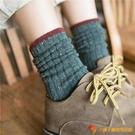 羊毛襪子女中筒襪百搭堆堆襪女秋冬純棉長筒長襪【小獅子】