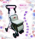 F685-銀髮族健步車/散步車/購物車