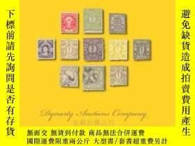 二手書博民逛書店罕見2014年4月13日香港Dynasty皇朝第10期郵票拍賣目
