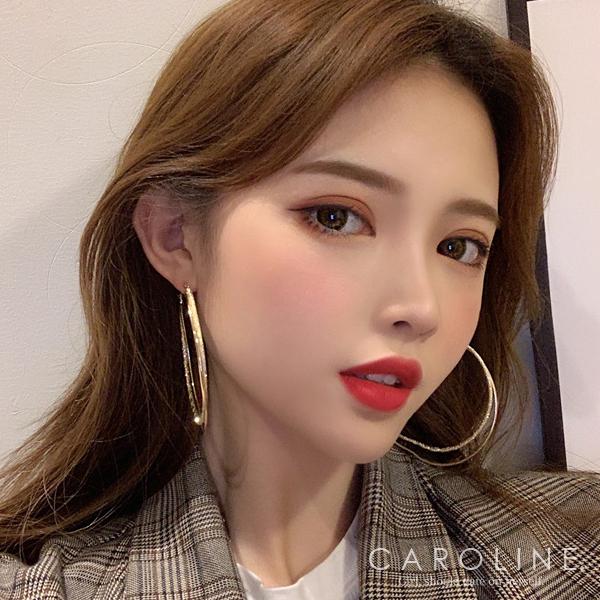《Caroline》★韓國熱賣造型時尚  經典華麗款耳環71137