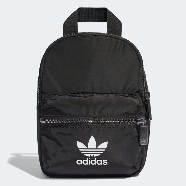 ADIDAS MINI BACKPACK 背包 後背包 小背包 時尚 休閒 黑【運動世界】ED5869