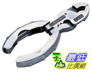 [美國直購 ShopUSA] 多功能掌上工具 Swiss+Tech ST50016 Micro Plus EX 9-in-1 Key Ring Multi-Function Pocket Tool $571