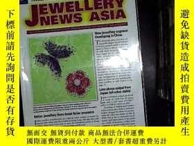 二手書博民逛書店JEWELLERY罕見NEWS ASIA 2006 262Y18