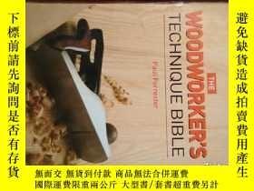 二手書博民逛書店The罕見Woodworker s Techniques Bib