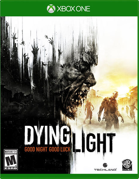 X1 Dying Light 垂死之光(美版代購)