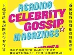 二手書博民逛書店Reading罕見Celebrity Gossip Magazines-看名人八卦雜誌Y436638 Andr