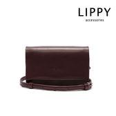 LIPPY  Sophie 索菲 - 酒紅 Crossbody Mini 側背小包