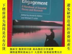 二手書博民逛書店Work罕見Engagement: A Handbook of