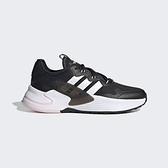 Adidas Neo Roamer [FY6713]女鞋 慢跑 運動 休閒 輕量 支撐 緩衝 彈力 愛迪達 黑 白