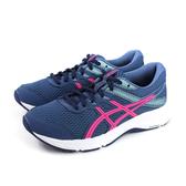 亞瑟士 ASICS GEL-CONTEND 慢跑鞋 藍色 女鞋 寬楦 1012A571-400 no417