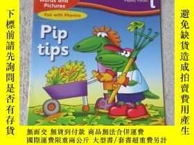 二手書博民逛書店Pip罕見tips(Words and Pictures Fun