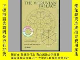 二手書博民逛書店Architectural罕見Theory, the Vitruvian Fallacy: A History o