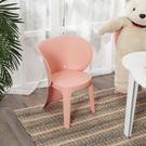趣味造型椅-大象(蜜桃粉)