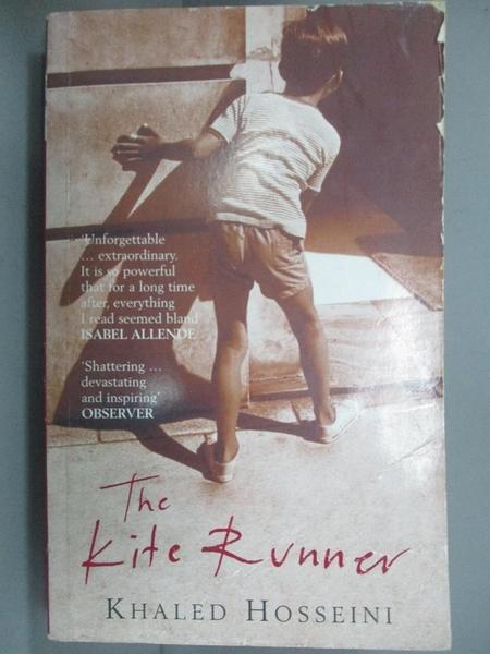 【書寶二手書T2/原文小說_LDL】Kite Runner_Hosseini, Khaled