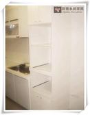 【歐雅系統家具】廚具餐邊 電器櫃 (門板另計)