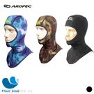 AROPEC 萊卡防曬潛水頭套 -Squid 烏賊 (限量版)
