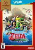 WiiU 任天堂精選:薩爾達傳說:風之律動 HD(美版代購)