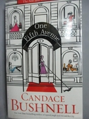 【書寶二手書T2/原文小說_JEG】One Fifth Avenue_Candace Bushnell