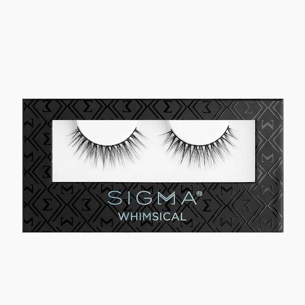 Sigma WHIMSICAL FALSE LASHES假睫毛 美國Sigma官方授權經銷商