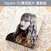 菲林因斯特《 方形 泰勒絲 簽名 黑色邊框底片 》 SQ10 SQ6 SP-3 用 拍立得底片 富士 單卷10張