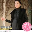 孕婦裝秋裝時尚螺紋寬鬆孕婦上衣/高領孕婦針織衫
