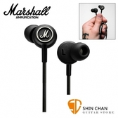 英國 Marshall Mode 智慧型手機專用耳機-耳塞式/耳道式 (可線控/通話麥克風MIC)iPhone/Android