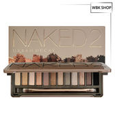 Urban Decay Naked 2 大地色系眼影盤 12色  - WBK SHOP