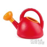 Hape水壺 沙灘戲水玩具2-3-6歲男女孩洗澡灑水工具黃/綠 衣櫥秘密