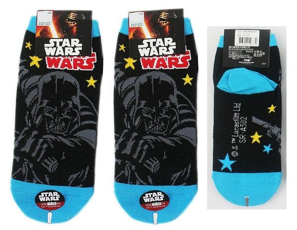 【卡漫城】 星際大戰 襪子 15-22cm 三雙組 童襪 ㊣版 Star Wars 短襪 星戰 絕地武士 原力 台灣製