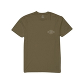 BILLABONG FRANKLIN 短袖T恤 橄欖綠 M414UBFROLV【GO WILD】
