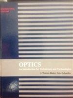 二手書博民逛書店《Optics: An Introduction for Technicians and Technologists (精裝)》 R2Y ISBN:9867594479