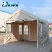 戶外遮陽棚sibada戶外活動促銷擺攤帳篷房子室外廣告帳篷遮陽蓬汽車停車雨棚 免運