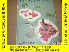 二手書博民逛書店HAWAII,THE罕見ALOHA STATE 英文原版Y138