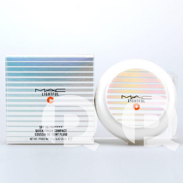 M.A.C MAC 亮白C氣墊粉餅(蕊心+粉撲+粉盒) 12g (Light/Light Plus)【芭樂雞】