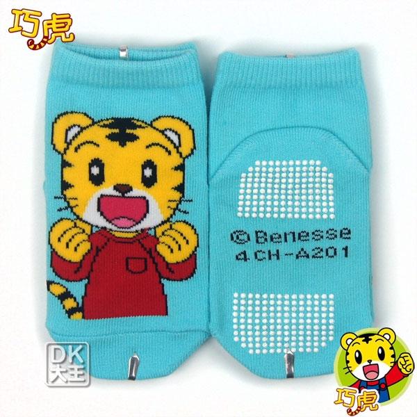 巧虎精梳棉童襪 嬰兒襪 戴帽款/足球款/歡呼款 日本正版授權襪子~DK襪子毛巾大王