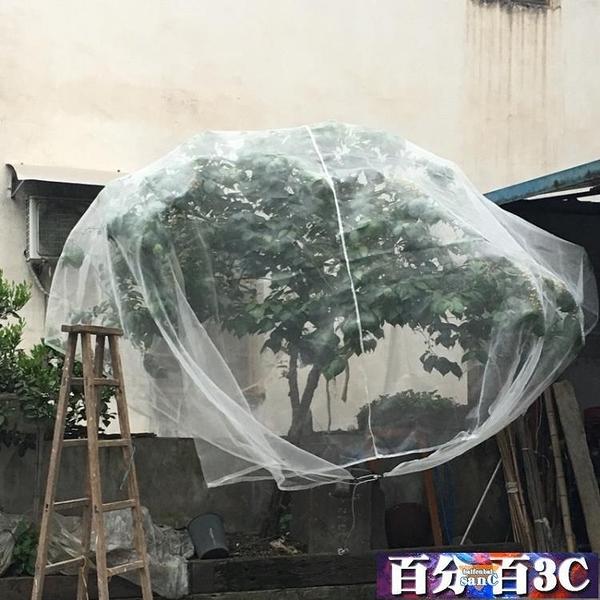 防鳥網 楊梅網罩防蟲防風水果樹罩羅幔大棚專用罩 百分百