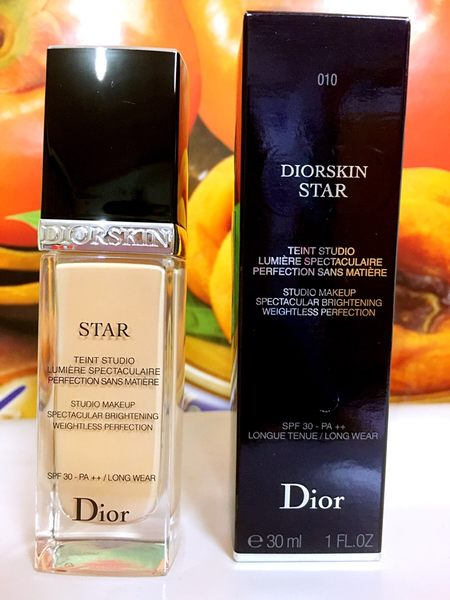 Dior 迪奧巨星光采粉底液 30ML SPF30 PA++ 色號: 030 百貨公司專櫃盒裝