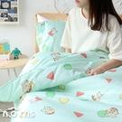 蠟筆小新薄被套 單人- Norns 正版授權 TENCEL天絲™萊賽爾纖維 寢具 被子 睡衣圖騰