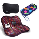 BUILT NY iPhone5/4S/iPod/消費機 旅行配件包-E-CTR系列共4色