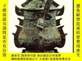 二手書博民逛書店【罕見】The Arts of Ancient China: B