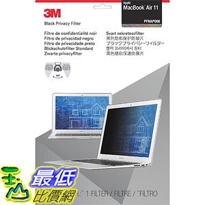 [美國直購] 3M PFNAP006 螢幕防窺片 Privacy Filter for Apple MacBook Air 11-inch