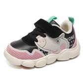 寶寶鞋子女1-3歲學步鞋男童女童兒童鞋軟底運動機能鞋棉鞋  安妮塔小舖