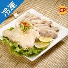 黃金油雞腿(去骨) 205G±20%/包【愛買冷凍】