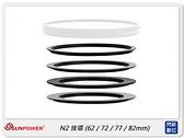 Sunpower N2 專用 磁吸接環 67mm / 72mm / 77mm / 82mm