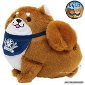 日本限定 柴犬麻糬  伸縮票卡夾 收納套 卡套