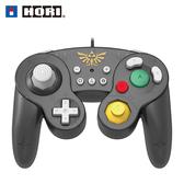 【NS Switch】任天堂 HORI NGC 經典控制器《薩爾達傳說款》(NSW-108)