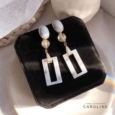 《Caroline》★韓國熱賣造型時尚 浪漫風格,優雅性感 耳環71851