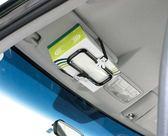車之嚴選 cars_go 汽車用品【WD-185】日本 NAPOLEX Disney 米奇 面紙盒扣帶 置物架