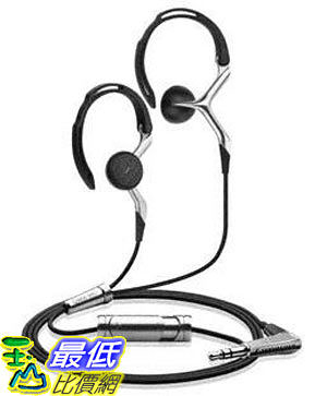 [美國直購 ShopUSA]  Sennheiser OMX 980 High Fidelity In-Ear Headphone with Flexible Ear Hooks  $10657